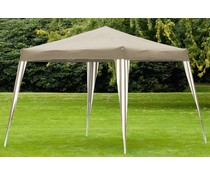 "Lifetime Garden Opvouwbare ""Easy Up"" partytent (taupe)"
