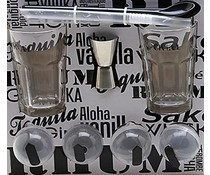 Cuisine Performance Cuisine  Cocktail gin set (11 dlg)