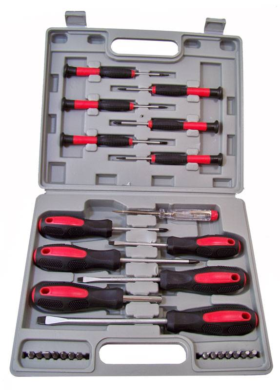 Tool-Performance Tool-Performance Schroevendraaierset (28 delig)