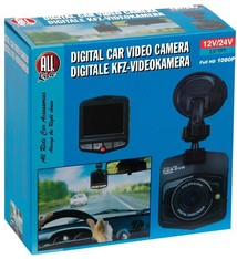 All Ride Digitale autovideo camera, full HD