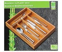 Bamboe bestekbak