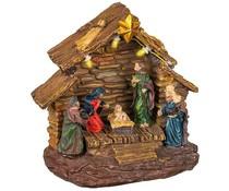 Christmas Gifts Kerstkribbe met verlichting