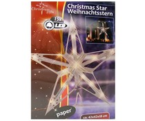 Christmas gifts Kerstster 15 LED's