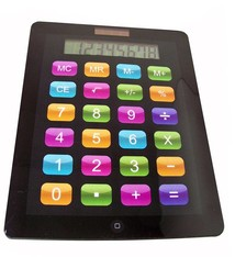 Calculator Touch Screen