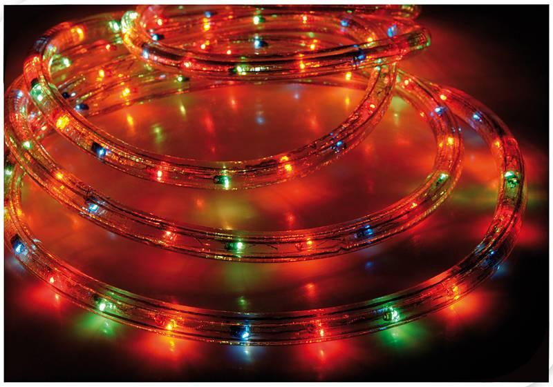 Lichtslang 6 meter multicolor