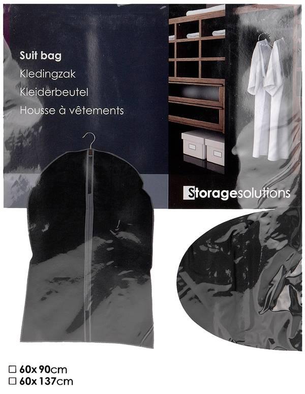 Storage Solutions Kledinghoes met rits 60x90cm