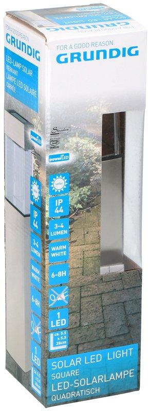 Grundig Solar LED-lamp