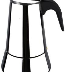 Bergner RVS Luxe koffie- / theezetapparaat, 4 kops