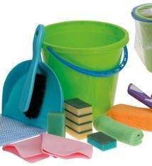 Ultra Clean Schoonmaakset 25 delig