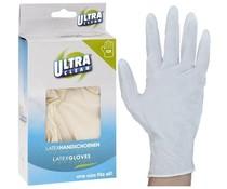 UltraClean Latex handschoenen, 10 stuks