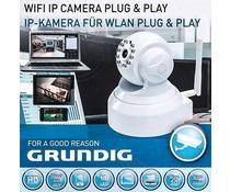Grundig WIFI IP Beveiligingscamera plug & play