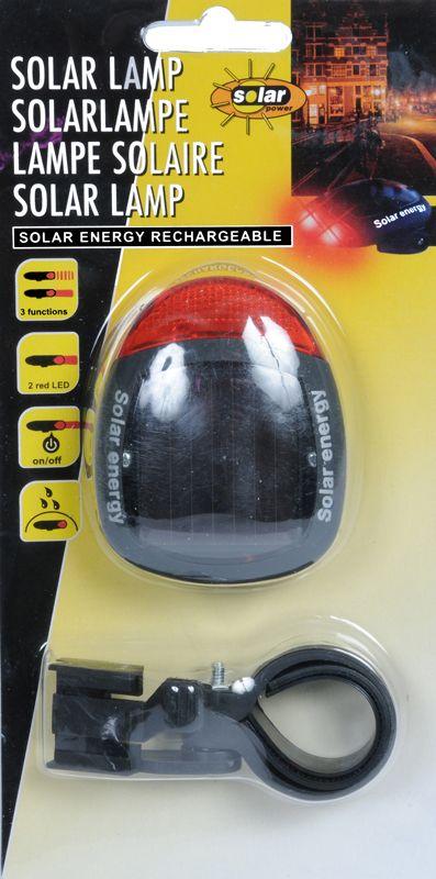Solar LED achterlicht