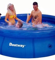 Bestway Zwembad fast set 305x76cm