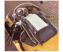 Lifetime Wheels Motortanktas 21 liter