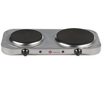 Telefunken dubbele kookplaat 155+185mm (2500W)