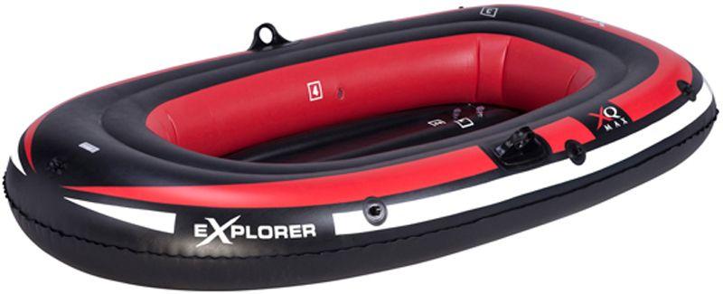 XQ Max Opblaasboot, 1-persoons opblaasbare boot Explorer