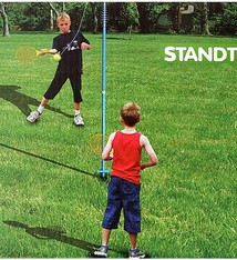 Tennispaal - Tennistrainer set