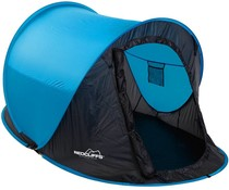 Redcliffs 2 persoons Pop-Up tent blauw