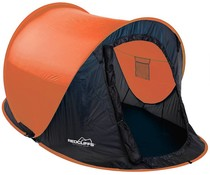 Redcliffs 2 persoons Pop-Up tent oranje