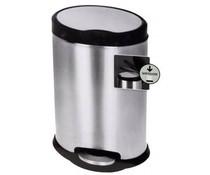 Excellent Houseware Pedaalemmer 12 liter soft close