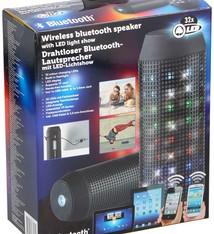 Bluetooth speaker met lichtshow