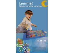 Leermat XL