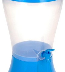 Drank dispenser blauw 10 Liter