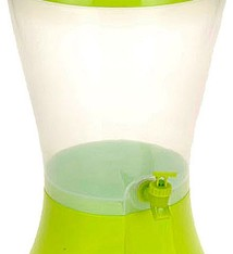 Drank dispenser groen 10 Liter