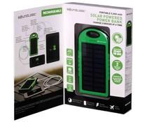 Soundlogic Solar powerbank 5000 mAh