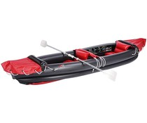 XQ Max 2-persoons kano met peddels