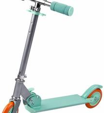 Scooter Step groen/oranje