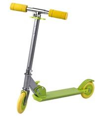 Stepscooter Scooter Step groen/geel