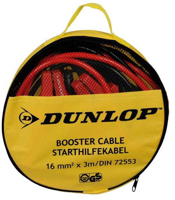 Dunlop Startkabel (12/24V)