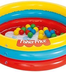 Bestway Fisher-Price Zwembad met ballen