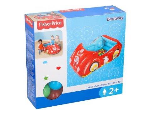 Fisher-Price Fisher-Price Ballenbak Racewagen