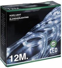 LED lichtslang 12 meter wit