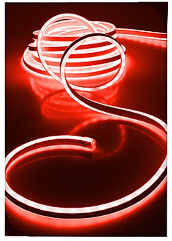 LED Neonlight 5 meter rood