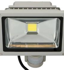 Kinzo LED schijnwerper 20W met bewegingssensor