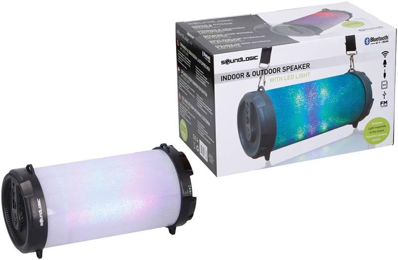 Soundlogic Speaker met licht