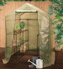 Pro Garden Inloop Hobbykas 195cm hoog