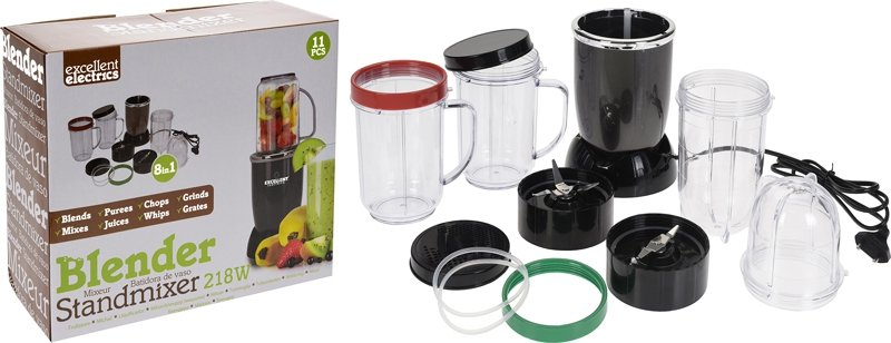 Excellent Electrics Bulletblender