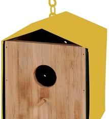 Vogelhuis geel