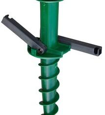 Pro Garden Parasolstandaard schroefmodel