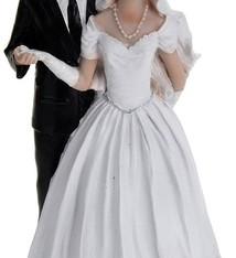Trouwfiguur Bruid en Bruidegom 29cm
