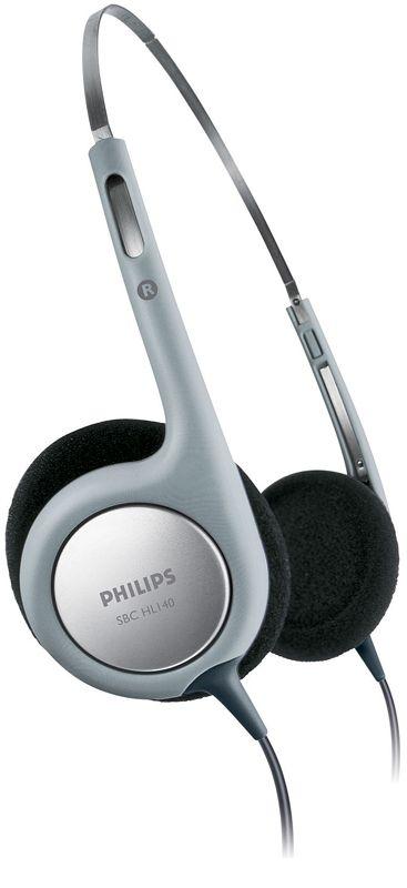 Philips ultralichte Hoofdtelefoon SBCHL140/10