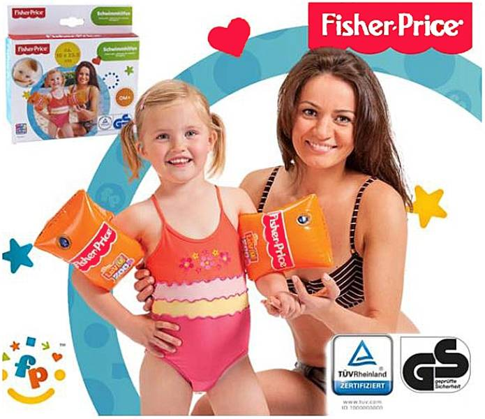 Fisher-Price Zwembandjes