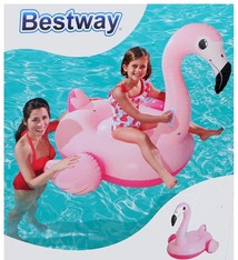 Bestway Flamingo rider 145x121cm