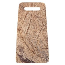 "Schneidebrett Marmor 31x18cm, ""forest marble board"""