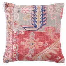 "Kussen geprint katoen 45cm, ""printed cushion"""