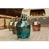 """Glasvase transparent braun 17x27cm, """"jug 3 liter smoked brown"""""""